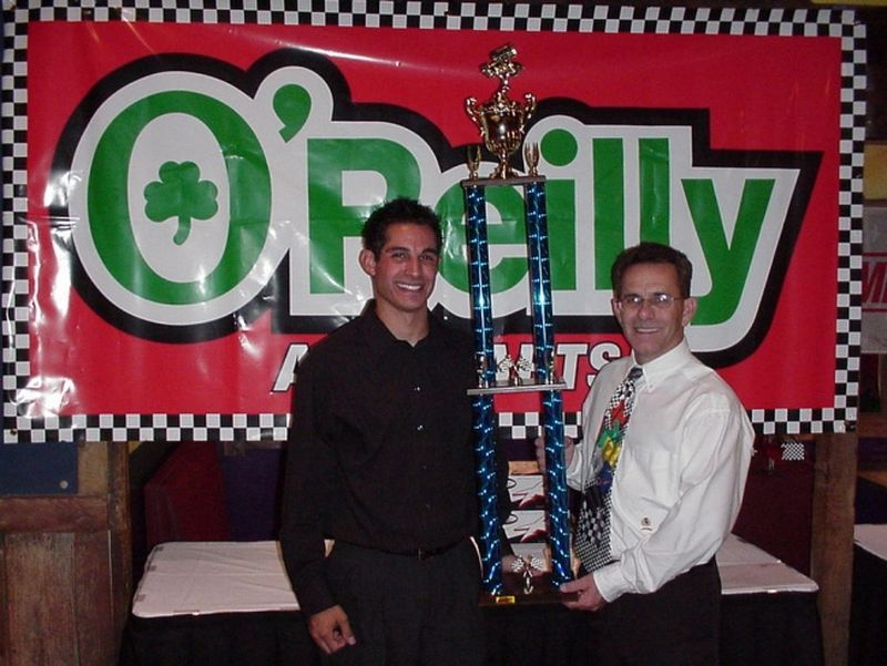 Brandon Berryman received championship accolades at ASCS Gulf South 2007