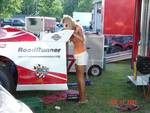 Kelly Boen's Girl Friend WoO LateModels Belleville, Ks 2007