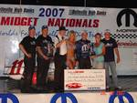 Jerry Coons Jr. A Feature Winner Belleville Highbanks Nationals 07/28/2007