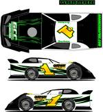 Shane Garman's Late Model