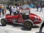 Jerry Blundy's 33 on display at Knoxville square