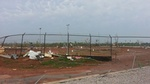 I44 Riverside Speedway destruction