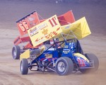 Selinsgrove Speedway 410 Sprints 2009