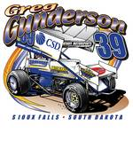 2008 #39 sprint car front side
