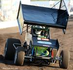 Cody in Winged Sprint Car Event
