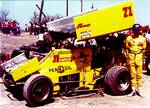 Al Unser Jr. at the Devil's Bowl