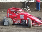 May 30th - Saturday USAC/CRA Wingless 410 Series Western States Modifieds