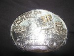 Knoxville National Belt Buckels