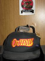 Outlaw Wings Hat from front