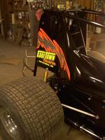 Another shot of Kevin Bradwell's Traditional Sprint Car.