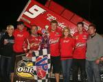 Joey Wins night one at Skagit
