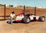 First race. 4th of July 1981. Amarillo Speedbowl