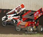 Sammy on the gas with Hannagan WoO Tulare 2008