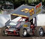 Benson Get's 1st Ever Win in Calistoga!!